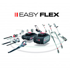 AL-KO 34.8 LI EASY FLEX (комплект)