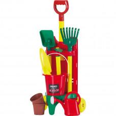 Набор садового инвентаря игрушечный AL-KO