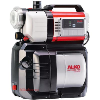 Насосная станция АЛ-КО AL-KO HW 4500 FCS Comfort