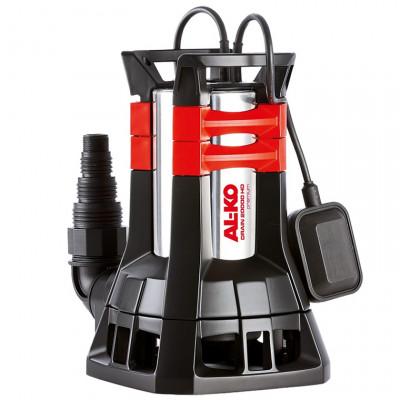 Дренажный насос для грязной воды AL-KO Drain 20000 HD PREMIUM
