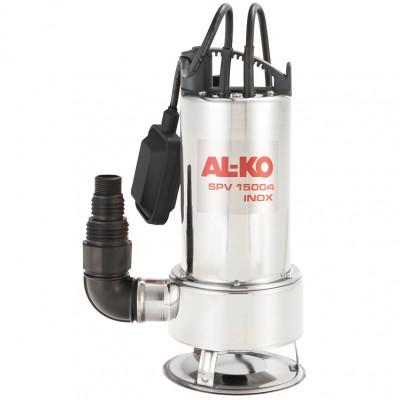 Дренажный насос для грязной воды AL-KO SPV 15004 Inox
