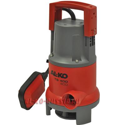 Дренажный насос АЛ-КО для грязной воды AL-KO TS 400 ECO